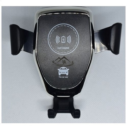 Picture of D1 - Wireless Charger Mobile Car Mount - Black