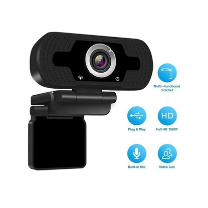 Picture of Full HD Webcam - Black