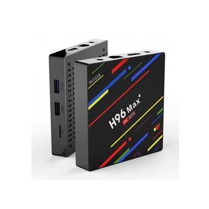 Picture of H96 H2 Max 32GB/4GB TV Box - Black